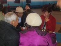 Хөгжлийн бэрхшээлтэй иргэдийн дунд уулзалт хэлэлцүүлэг зохион байгууллаа